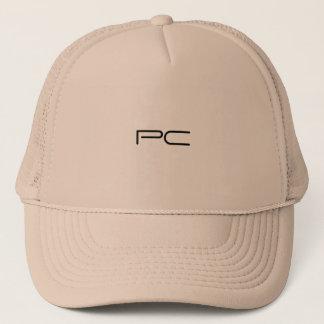 PepperCohenのZazzle著カーキ色の調節可能なトラック運転手の帽子 キャップ