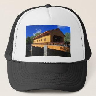 Pepperell MAの新しい屋根付橋 キャップ