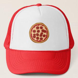 Pepperoniのピザ キャップ