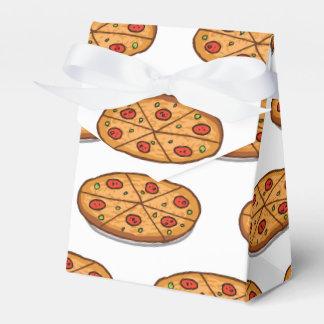 Pepperoniピザパターン; イタリアンな食糧 フェイバーボックス