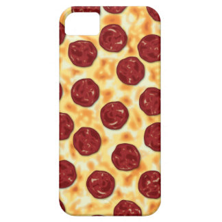 Pepperoniピザパターン iPhone SE/5/5s ケース