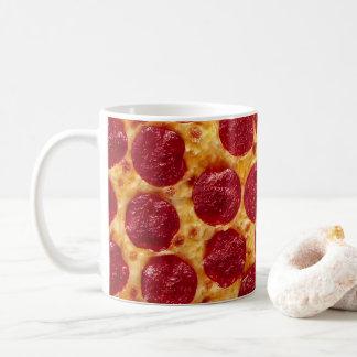 Pepperoniピザマグ コーヒーマグカップ