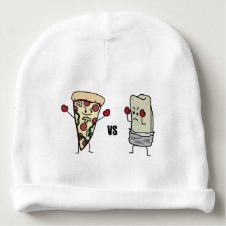 Pepperoniピザ対ブリトー: メキシコ人対イタリア語 ベビービーニー