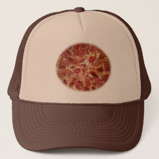 Pepperoniピザ帽子 キャップ