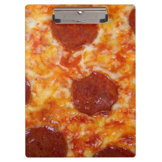 Pepperoniピザ クリップボード