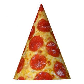 Pepperoniピザ パーティーハット