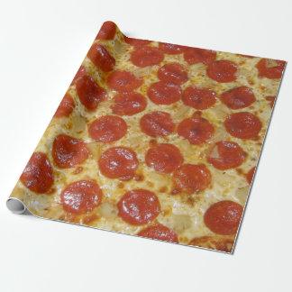 Pepperoniピザ ラッピングペーパー