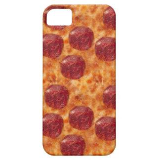 PepperoniピザiPhone 5の場合 iPhone SE/5/5s ケース