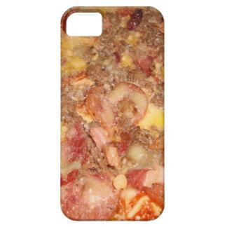 Pepporoniピザ箱 iPhone SE/5/5s ケース