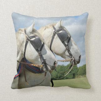 Percheronのばん馬 クッション