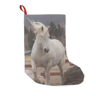 Percheronの休日のストッキング スモールクリスマスストッキング