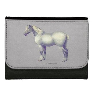 Percheronの馬の絵画
