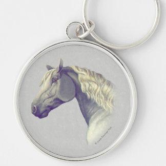 Percheronの馬 キーホルダー