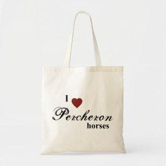 Percheronの馬 トートバッグ