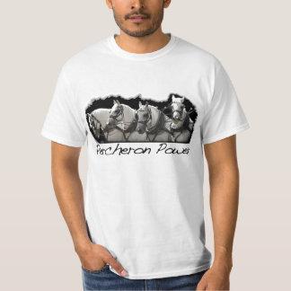 Percheron力 Tシャツ