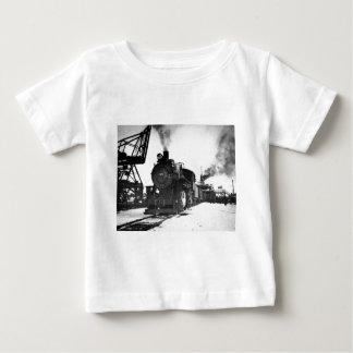 Pere Marquetteの蒸気機関2170 ベビーTシャツ