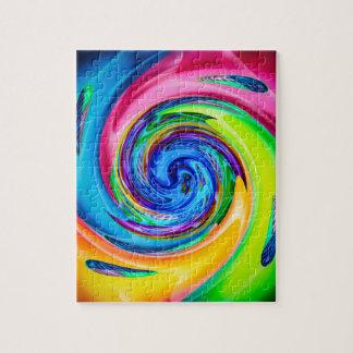 Perfektionの抽象的なポップアート4 ジグソーパズル