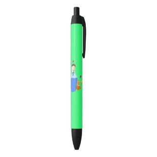 Perfumeroidの黒いボールペンpen_1-27 黒ボールペン