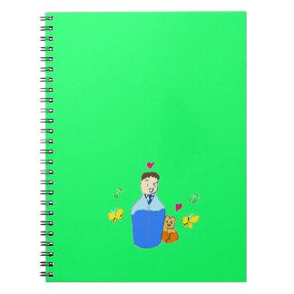 Perfumeroid Notebook_1-27 ノートブック