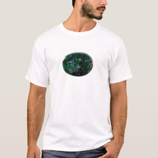 Peripherys 18の小さい緑の黒 tシャツ