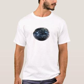 Peripherys 8の鈍い黒 tシャツ