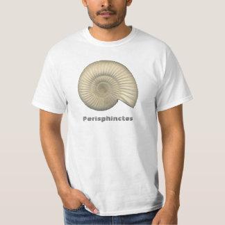 Perisphinctesのアンモナイト Tシャツ