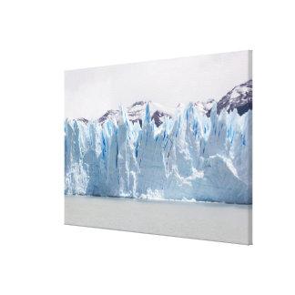 Peritoモレノの氷河、パタゴニア、アルゼンチン キャンバスプリント