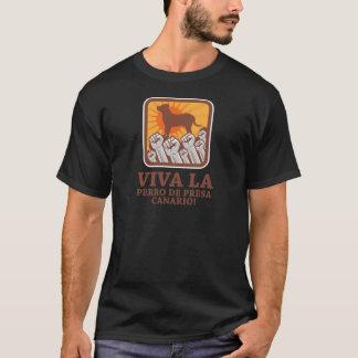 Perro de Presa Canario Tシャツ