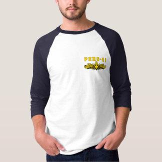 PERS 41の人のワイシャツ Tシャツ