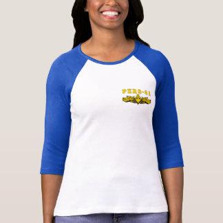 PERS 41の女性のワイシャツ Tシャツ