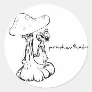 persephone&hadesの「丸薬popper ラウンドシール