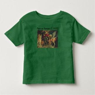 Perseusおよびアンドロメダ(C. 1622年) トドラーTシャツ