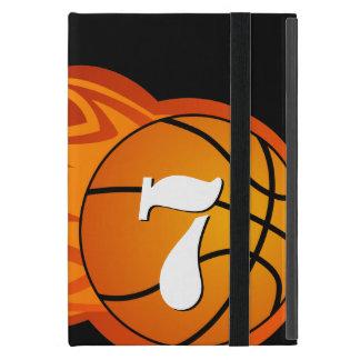 PersonalizableのクールなバスケットボールiPad Mini iPad Mini ケース