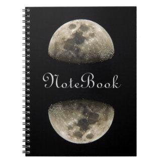 Personalizableの半月 ノートブック