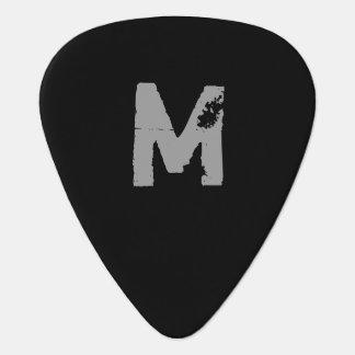 personalizable黒 ギターピック