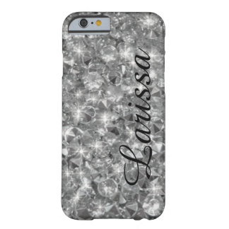 personalized_nameの水晶の質 barely there iPhone 6 ケース