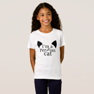 Perzzzian猫 Tシャツ