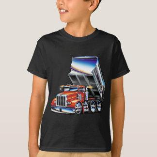 Peterbilt 357のダンプトラック tシャツ