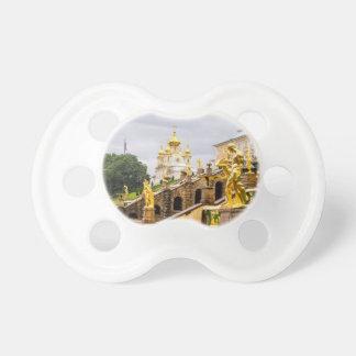 Peterhof宮殿および庭セント・ピーターズバーグロシア おしゃぶり