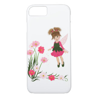 "PetitRose ""少し花の妖精""、Iphone iPhone 8/7ケース"