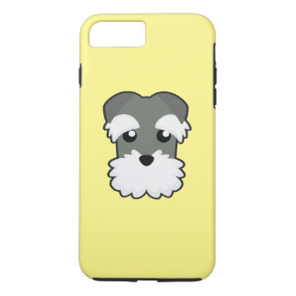 Petoryのシュナウツァー iPhone 8 Plus/7 Plusケース