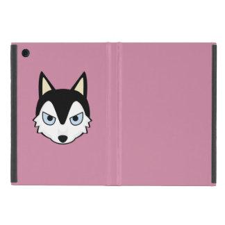 Petoryのハスキーなノートの場合 iPad Mini ケース