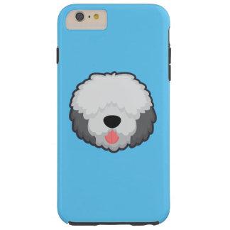Petoryの英国の牧羊犬 Tough iPhone 6 Plus ケース