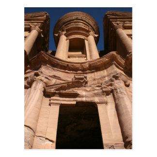 Petraの修道院 ポストカード