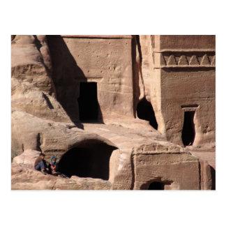 Petraの郵便はがきの子供 ポストカード