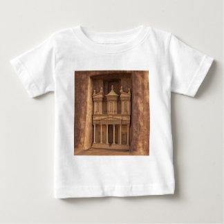 Petra、ヨルダンの宝庫 ベビーTシャツ