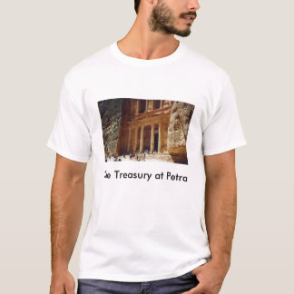 Petra、ヨルダンの宝庫 Tシャツ