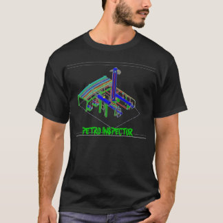 PETROの検査官 Tシャツ