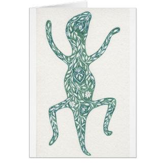 Petroトカゲ カード