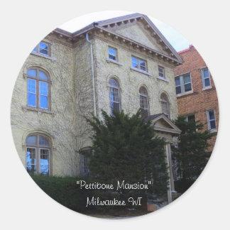 Pettiboneの歴史的な大邸宅 ラウンドシール